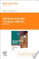 Electro Physical Agents E Book Book PDF