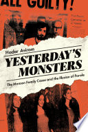 Yesterday s Monsters