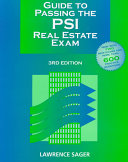 Guide to Passing the P  S  I  Real Estate Exam