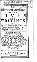 The Poetical Register: Or, The Lives and Characters of All the English Dramatick Poets ebook