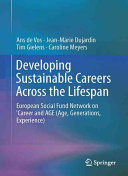 Developing Sustainable Careers Across the Lifespan Book
