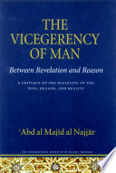 The Vicegerency Of Man