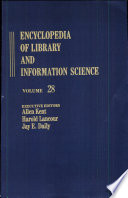 Encyclopedia Of Library And Information Science Book PDF