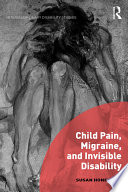 Child Pain  Migraine  and Invisible Disability