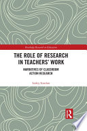 The Role of Research in Teachers  Work