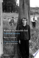 Written in Invisible Ink - Selected Stories