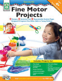 Fine Motor Projects  Ages 4   8