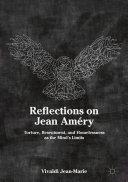 Reflections on Jean Améry