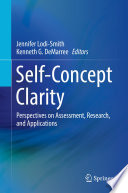 Self Concept Clarity Book