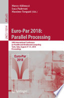 Euro Par 2018  Parallel Processing Book