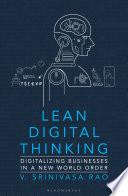 Lean Digital Thinking