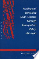 Making And Remaking Asian America