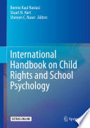 International Handbook On Child Rights And School Psychology Book