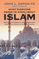 ESPOSITO WHAT EVERYONE NEED KNOW ISLAM P Book
