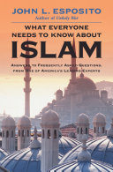 ESPOSITO WHAT EVERYONE NEED KNOW ISLAM P