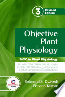 Objective Plant Physiology 3rd Revised Edition Mcqs In Plant Physiology