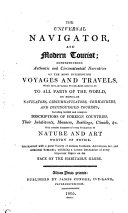 First [and Second] Missionary Voyage[s] to the South-Sea