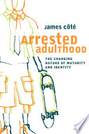 Arrested Adulthood Book