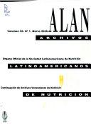 Archivos latinoamericanos de nutrici  n
