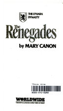 Pdf The Renegades
