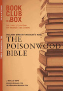 Book Club in a Box Presents the Discussion Companion for Barbara Kingsolver s Novel The Poisonwood Bible Book PDF