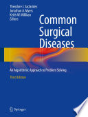 Common Surgical Diseases Book