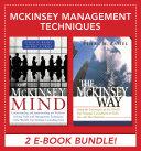 Pdf McKinsey Management Techniques (EBOOK BUNDLE) Telecharger