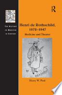 Henri de Rothschild, 1872–1947