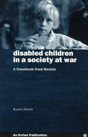 Pdf Disabled Children in a Society at War