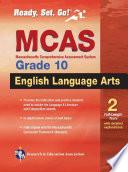 MCAS English Language Arts, Grade 10