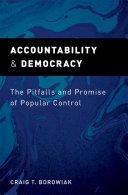 Accountability and Democracy Pdf/ePub eBook