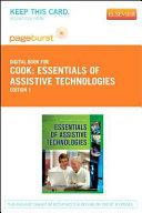 Essentials of Assistive Technologies Book