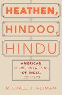 Heathen  Hindoo  Hindu