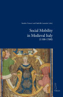 Pdf Social Mobility in Medieval Italy (1100-1500) Telecharger
