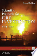 Scientific Protocols for Fire Investigation Book