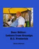 Dear Editor Letters From Grandpa Book