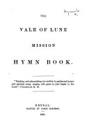 Pdf The Vale of Lune Mission Hymn Book