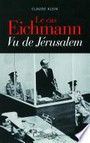 Eichmann In Jerusalem Pdf/ePub eBook