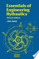Essentials of Engineering Hydraulics