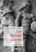 The Roman Games Pdf/ePub eBook
