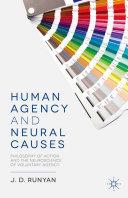 Human Agency and Neural Causes Pdf/ePub eBook