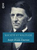Pdf Société et Solitude