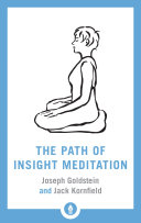 The Path of Insight Meditation