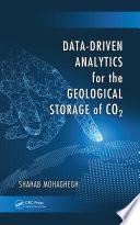 Data Driven Analytics for the Geological Storage of CO2