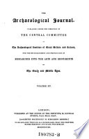 The    Archaeological Journal Book