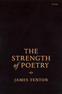 The Strength of Poetry