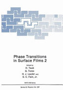 Phase Transitions in Surface Films 2