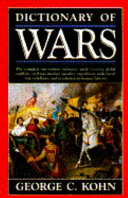 Dictionary of Wars Book PDF