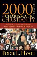 2000 Years Of Charismatic Christianity Pdf/ePub eBook