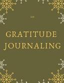 120 Gratitude Journaling Book PDF